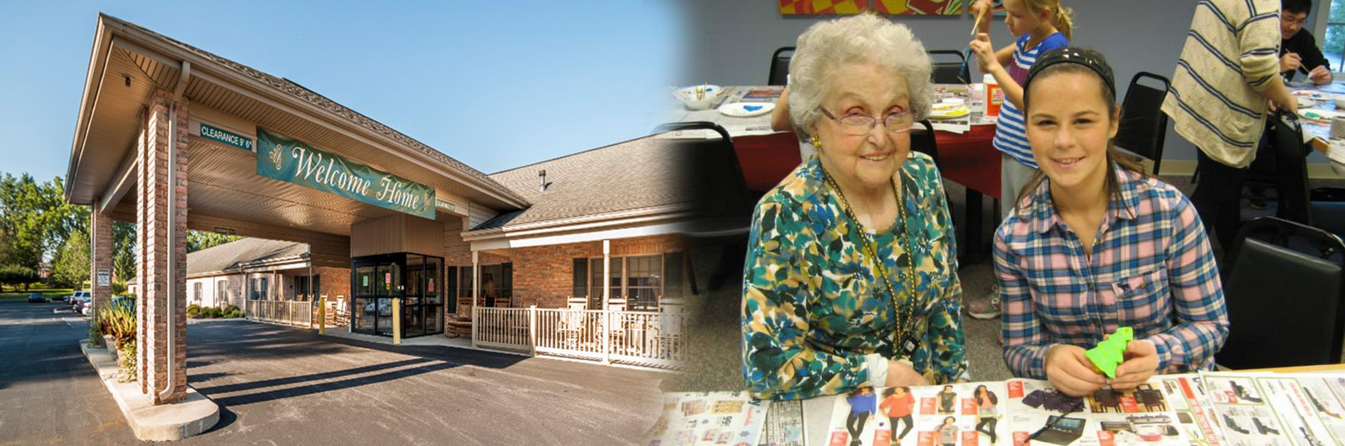 Evergreen Estates – Retirement Community