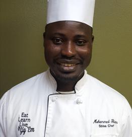 Chef Mo