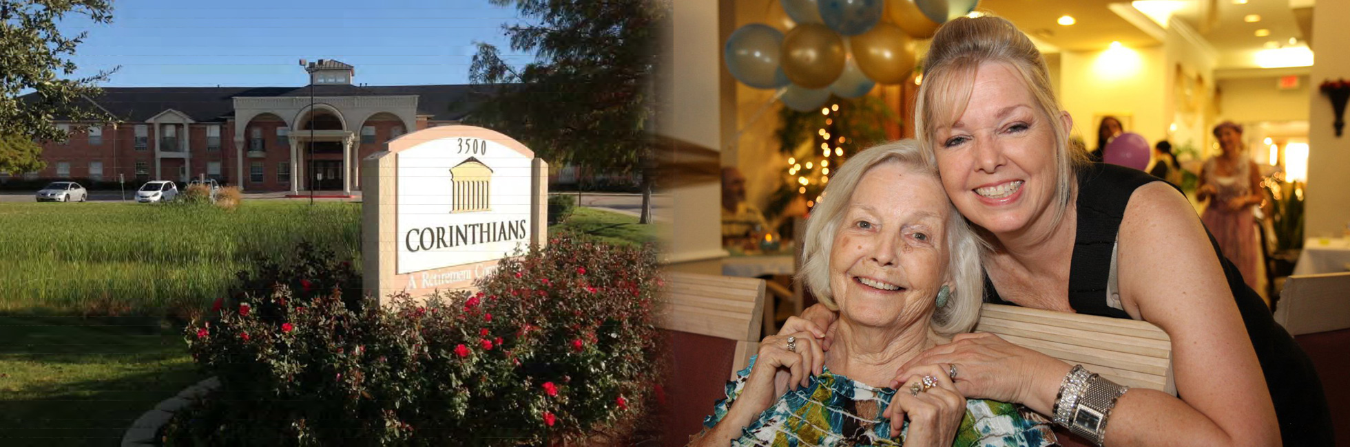 Welcome Corinthians Retirement Community